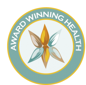 Award Winning Health Stamp