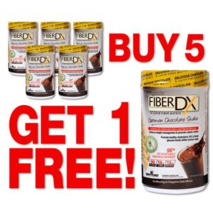 Buy 5 Get 1 Free German Chocolate Special