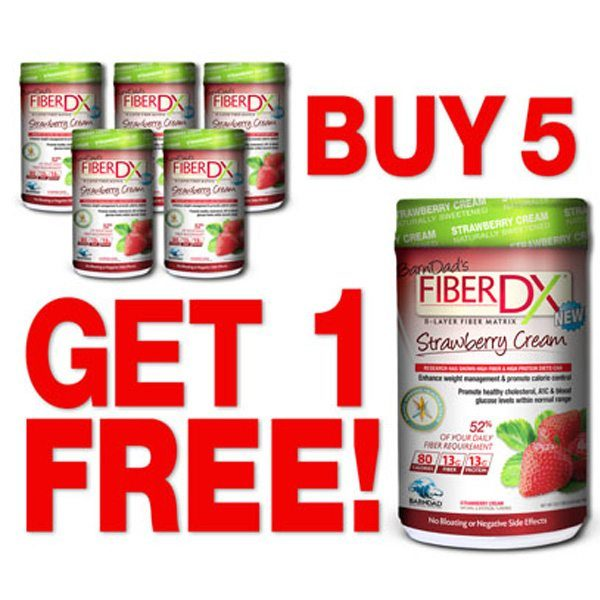Buy 5 get 1 Free Strawberry Cream Special
