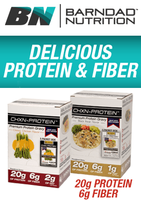 protein and fiber