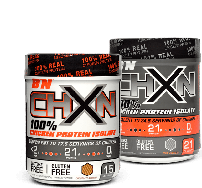 chxn chicken protein isolate